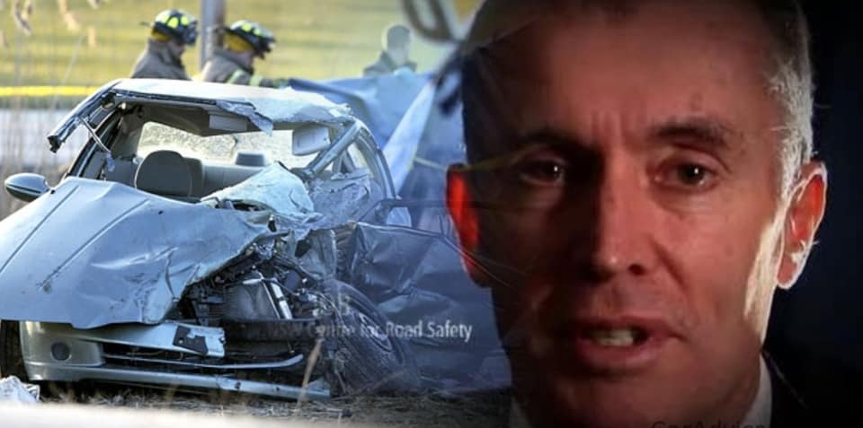 Soames Job & RTA safety camera radio advertisement