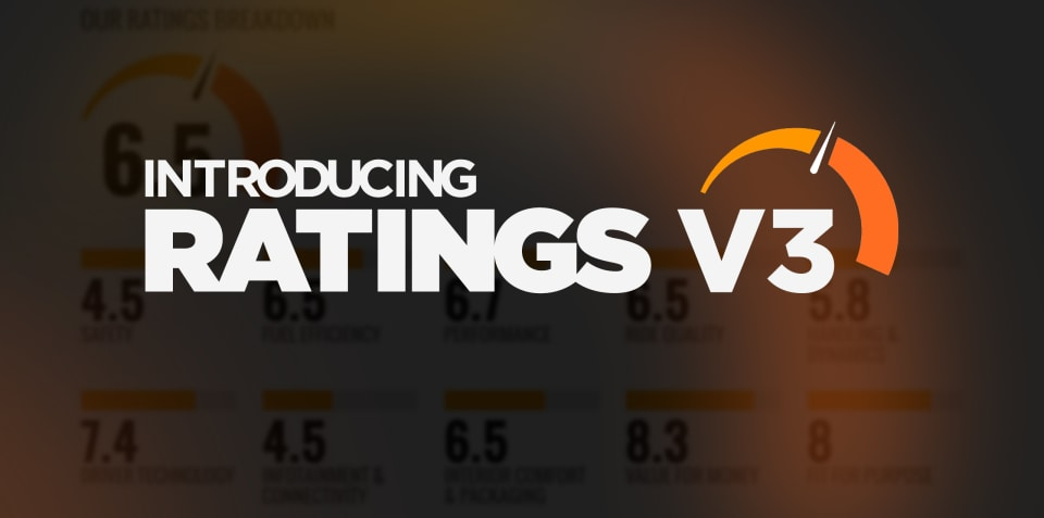 CarAdvice Ratings V3 Explained