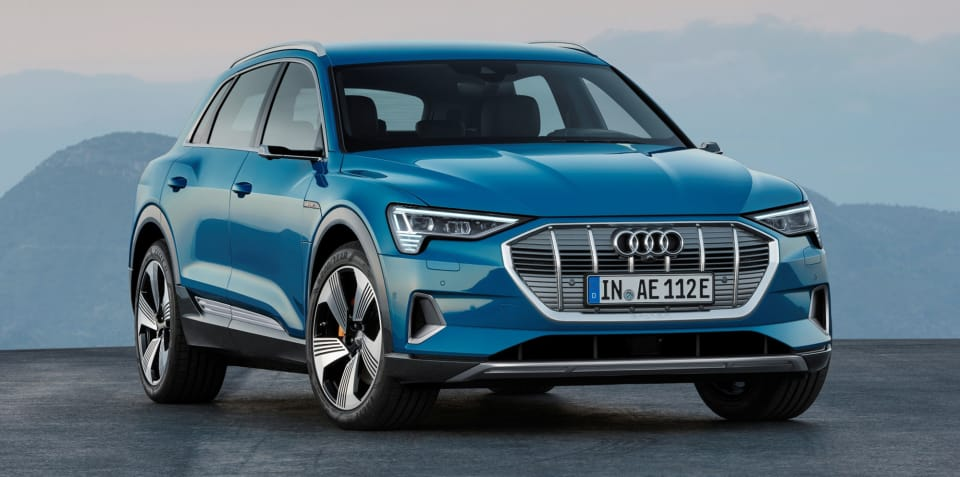 2019 Audi e-tron quattro revealed, set for Australia next year