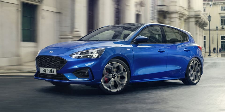 2019 Ford Focus: Initial details for Australia
