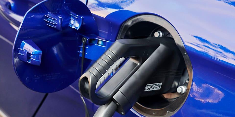 Labor sets 'ambitious' 50% EV sales target by 2030