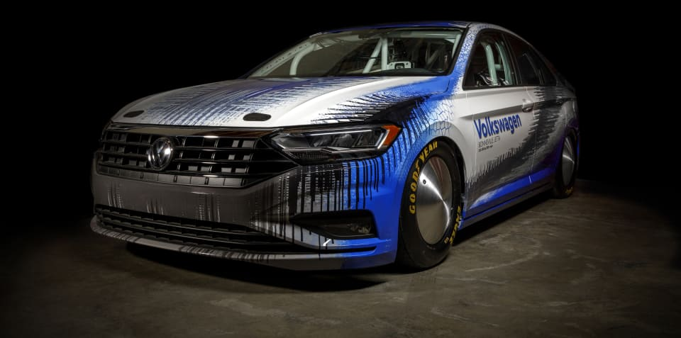 Volkswagen going after Bonneville speed record