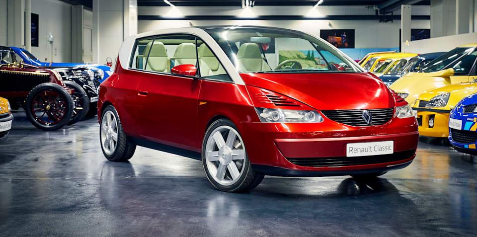 Design review: Renault Avantime