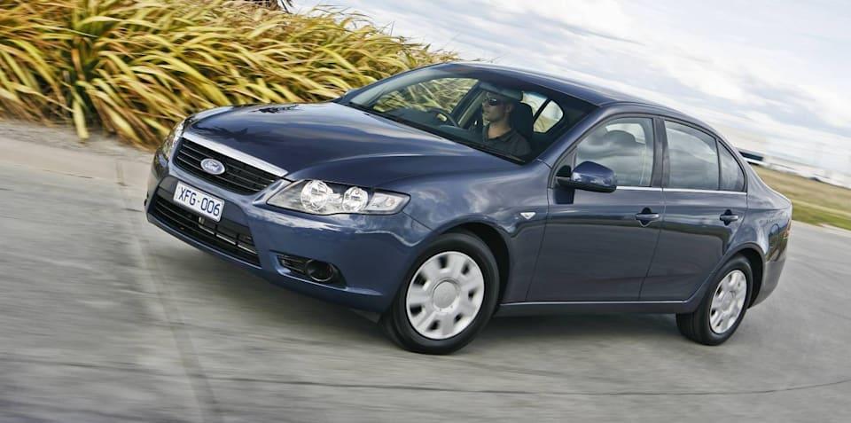 Ford says Diesel/LPG not Hybrid is future