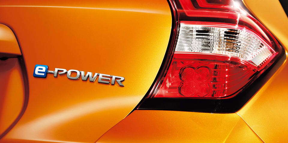 Nissan confirms e-Power for Europe by 2022