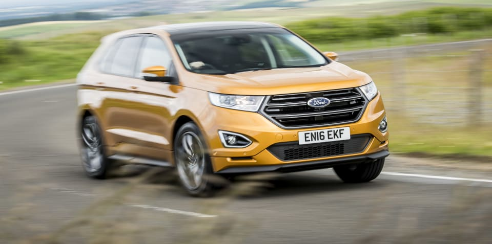 Ford Endura name confirmed for Territory replacement - UPDATE