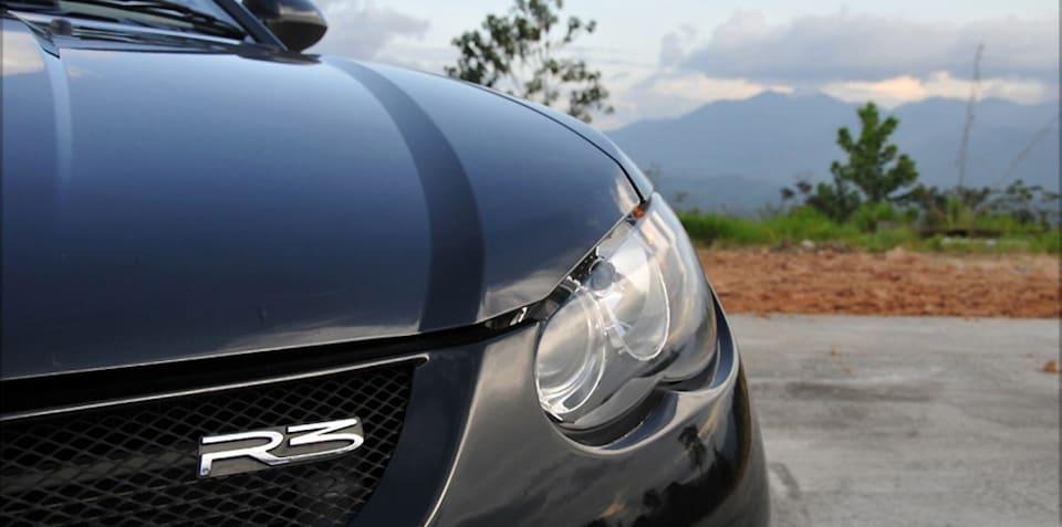 Proton R3 Satria hot-hatch preview