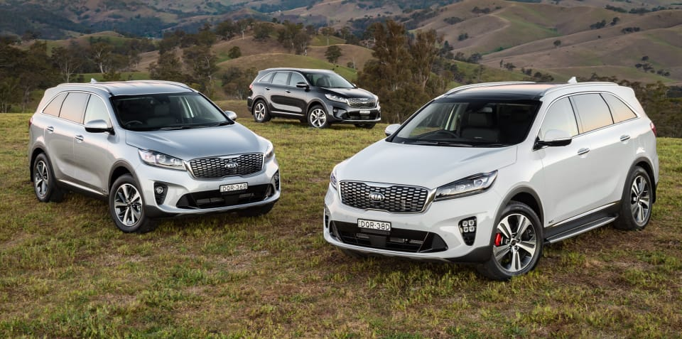 2018 Kia Sorento pricing and specs - UPDATE