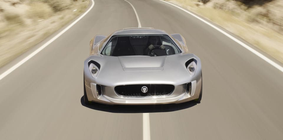 Design review: The Jaguar C-X75 concept