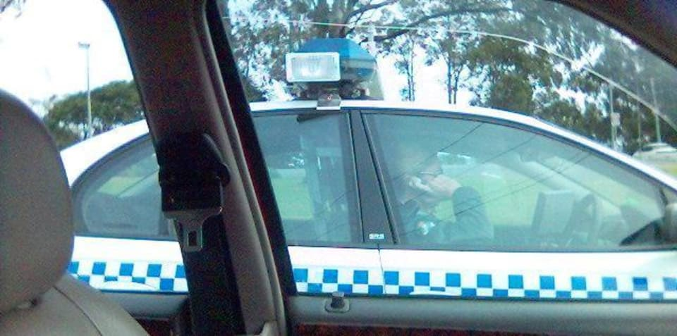 QLD Police - above the law