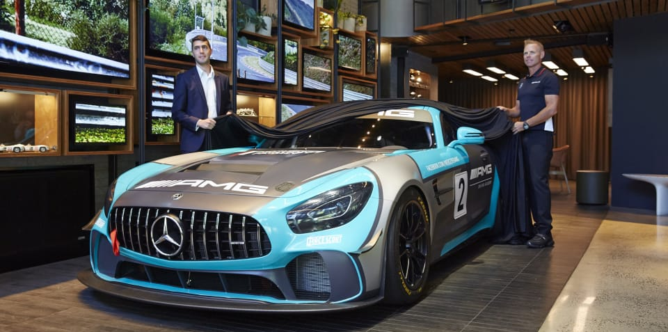 Mercedes-AMG lays out massive Bathurst 12 Hour line-up
