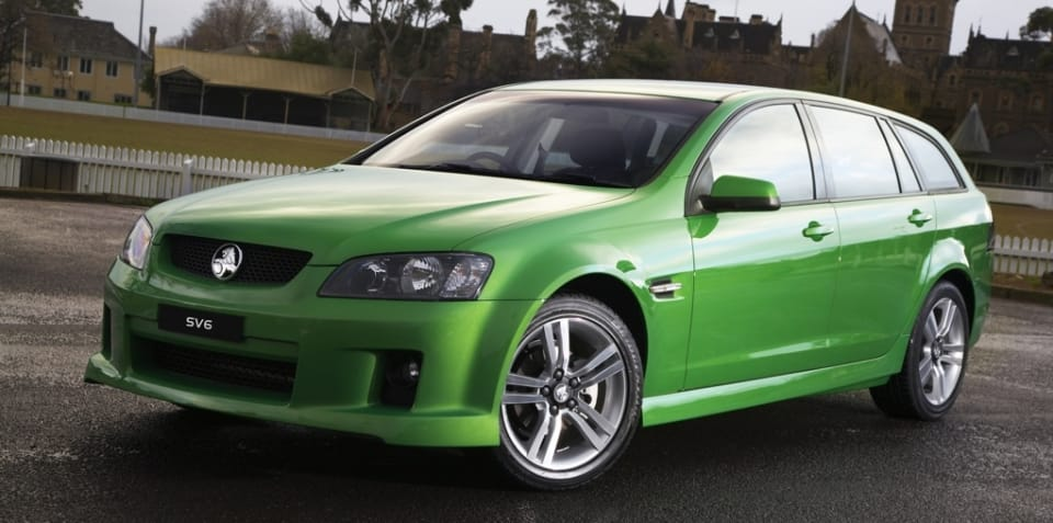 Holden Commodore to get new engines