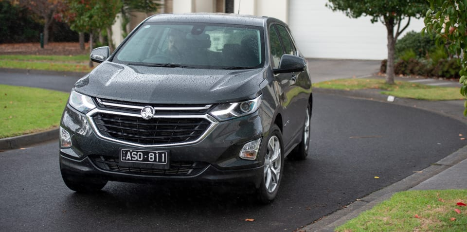 2018-19 Holden Equinox recalled