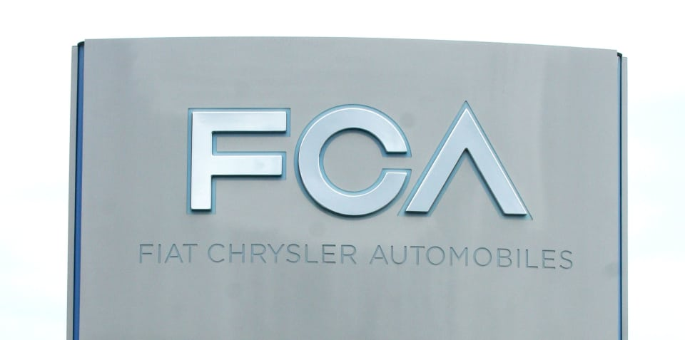 Fiat Chrysler 'very open' to mergers, partnerships, joint ventures