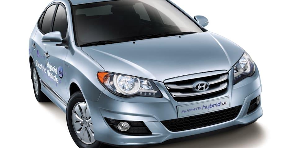 Hyundai takes pre-launch orders for hybrid