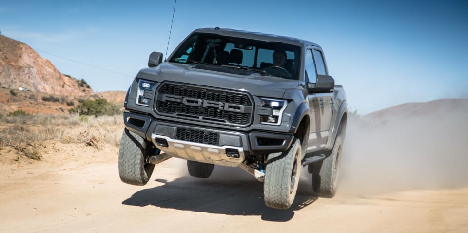 2019 Ford F-150 Raptor review