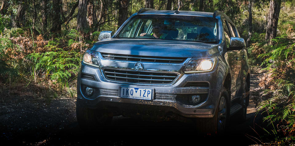 2018 Holden Trailblazer LTZ review