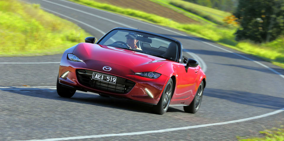 Mazda MX-5: You don't mess with imperfection