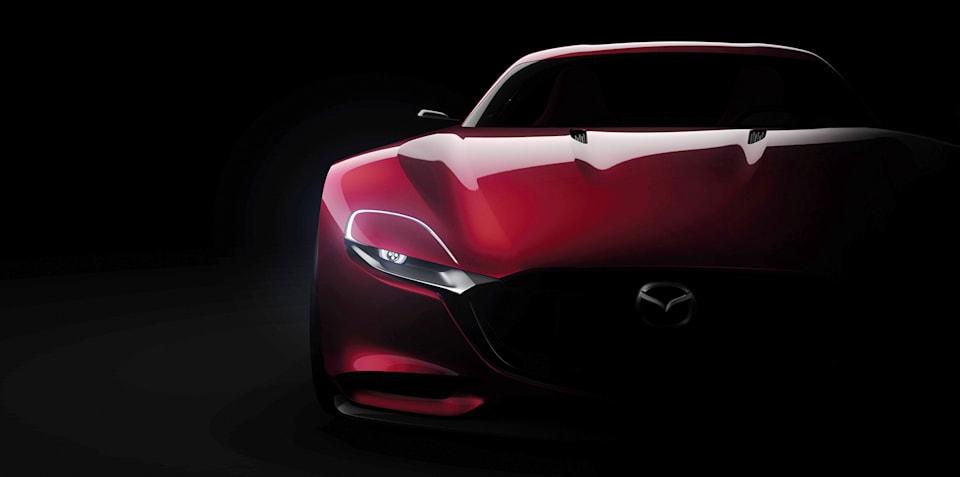 Mazda rotary sports car 'still a dream', no work started