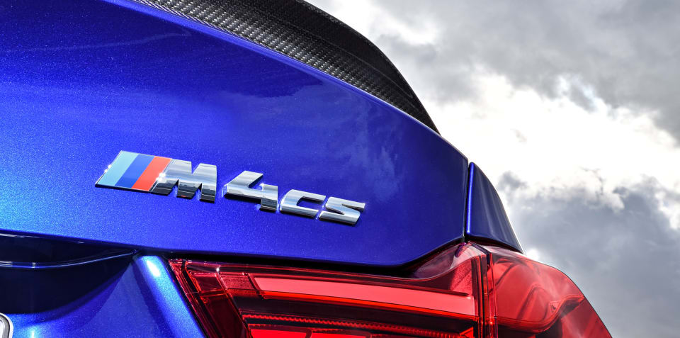2017 BMW M4 CS: 'emotional manual' ditched in favour of 'superior DCT'