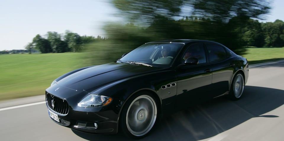 Novitec Tridente tunes Maserati Quattroporte to 434kW