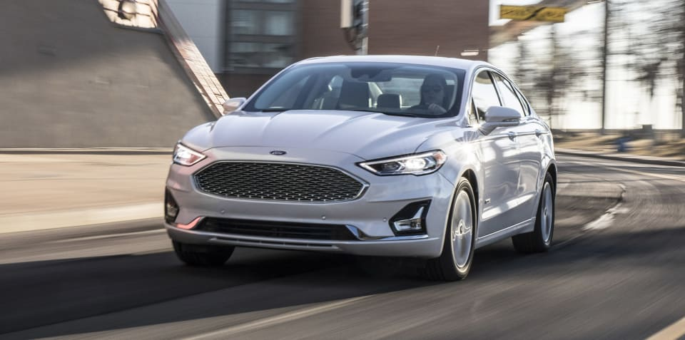 Ford Fusion to become crossover wagon - report
