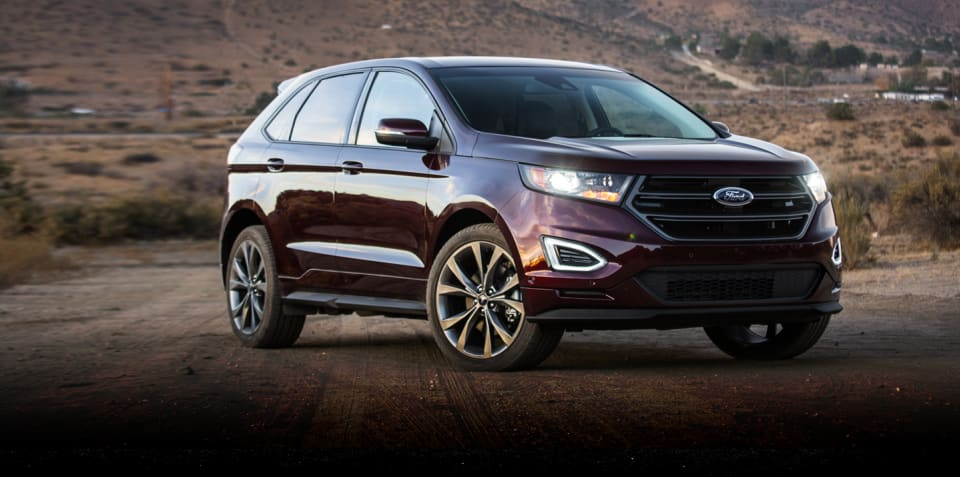 2018 Ford Edge review: Endura first look