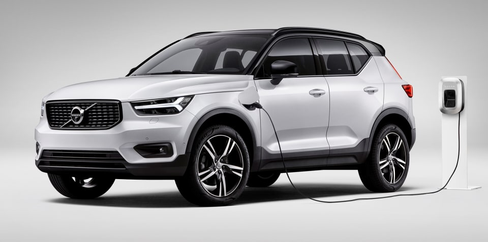 Volvo XC40 EV to debut this year