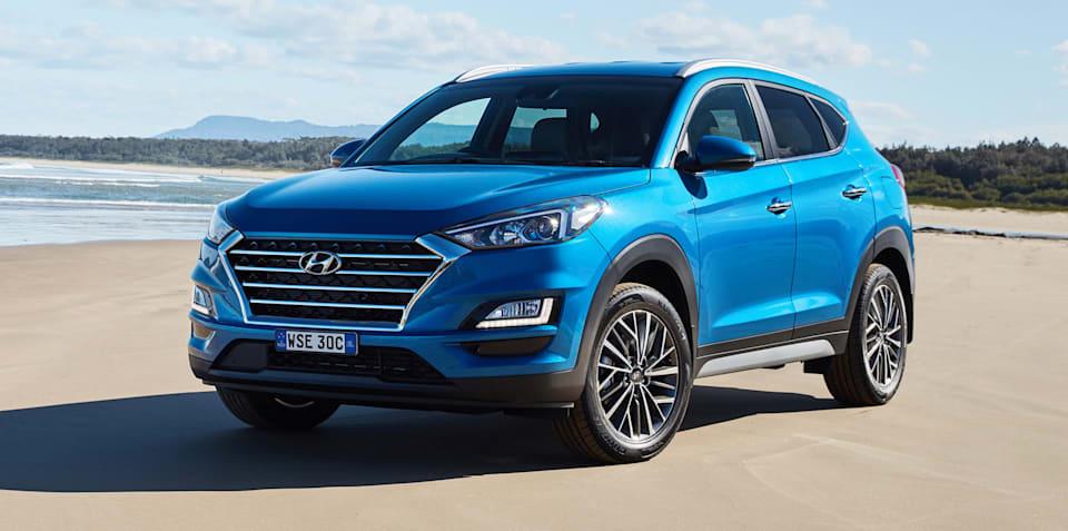 2019 Hyundai Tucson pricing and specs