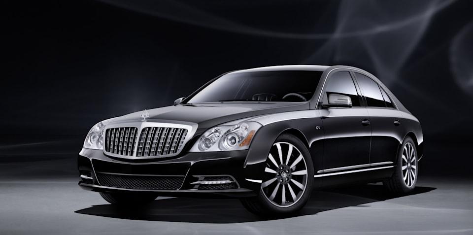 Maybach axed: Daimler kills off its Rolls-Royce rival