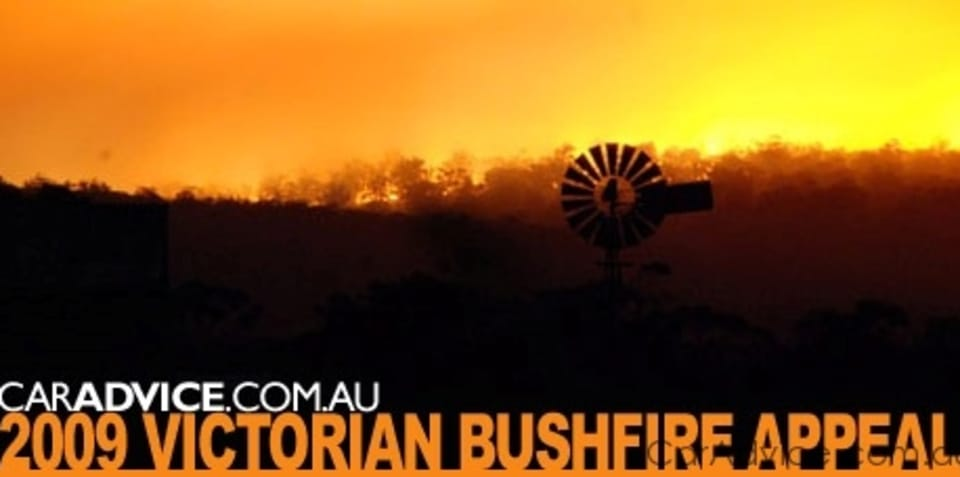 Last chance to meet us for lunch and help the bushfire appeal