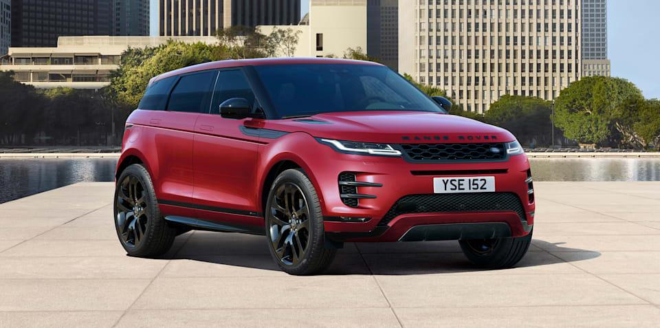Range Rover Evoque embodies 'less is more' philosophy - lead designer