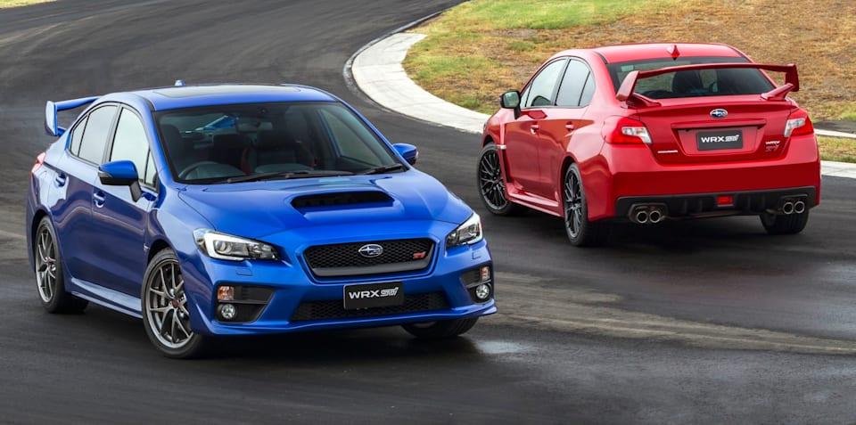 2015 Subaru WRX STI : stuns with $49,990 price tag