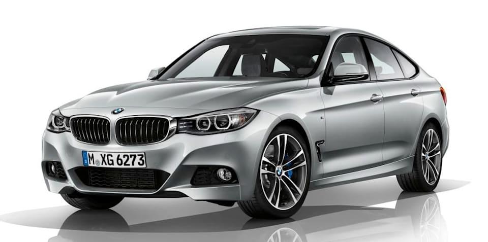 BMW 3 Series GT: premium mid-sized hatch revealed