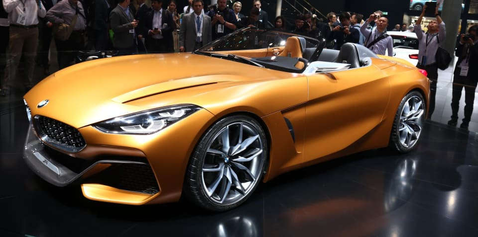 2019 BMW Z4 won't drive anything like the Toyota Supra, BMW boss says