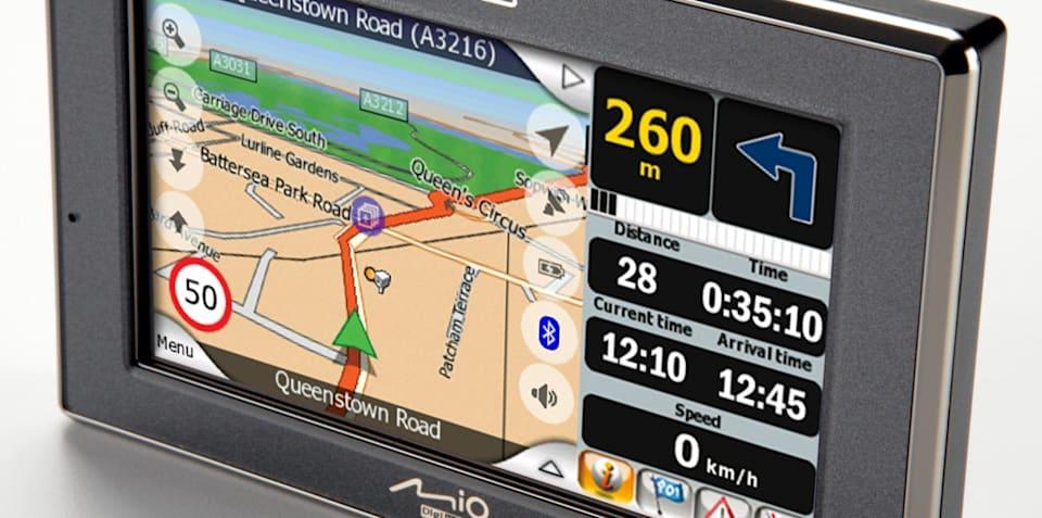 CarAdvice Survey - Win a Mio GPS