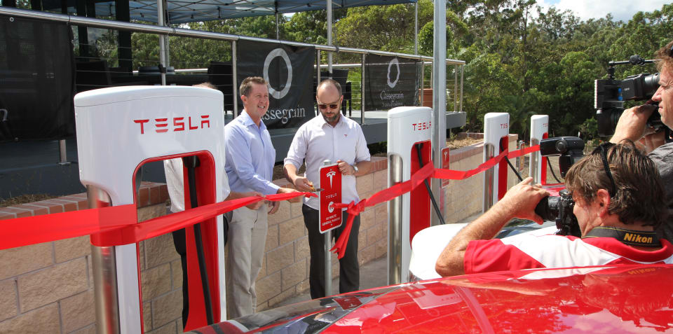 Tesla bumps up Supercharger prices - UPDATE