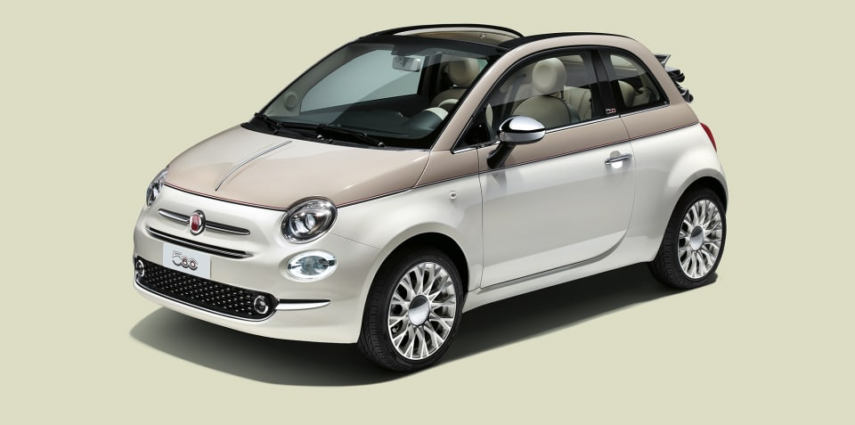 Next-gen Fiat 500 to go electric