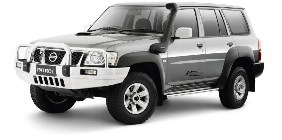 Limited edition Nissan Patrol Walkabout