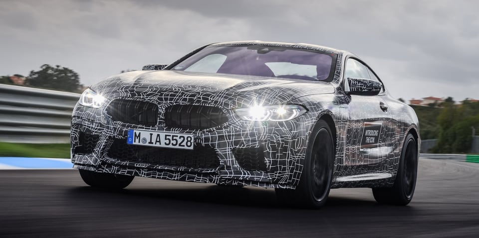 Articles Tagged With Bmw M8 Convertible