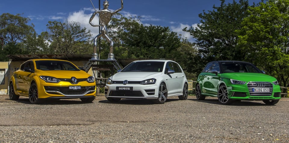 What is Australia's favourite hot hatch?