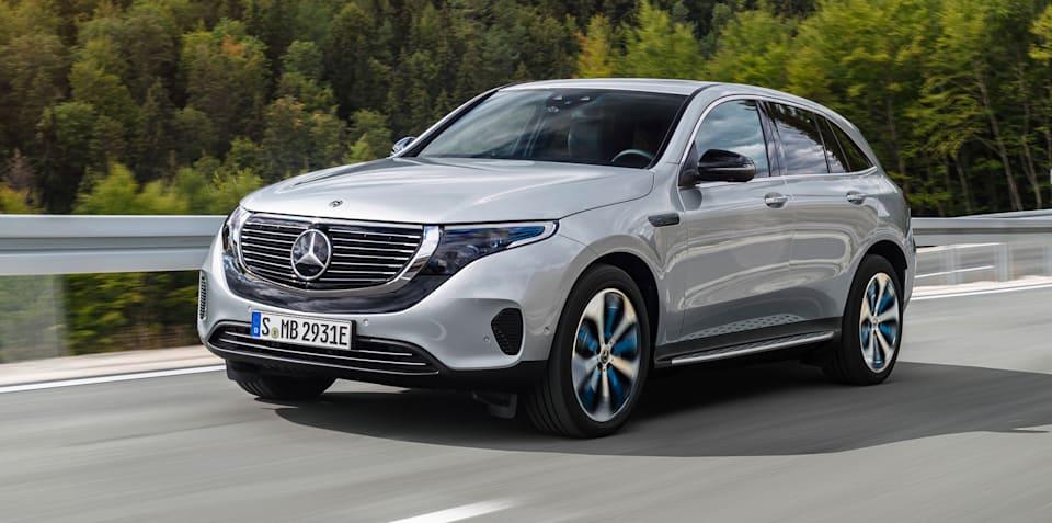 2020 Mercedes-Benz EQC revealed: 300kW EV debuts in Stockholm
