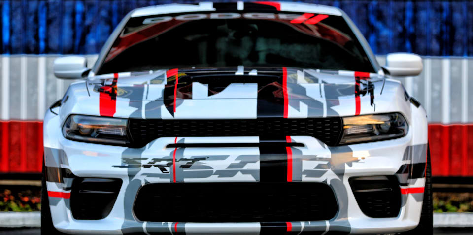 Dodge Charger Widebody 'concept' revealed