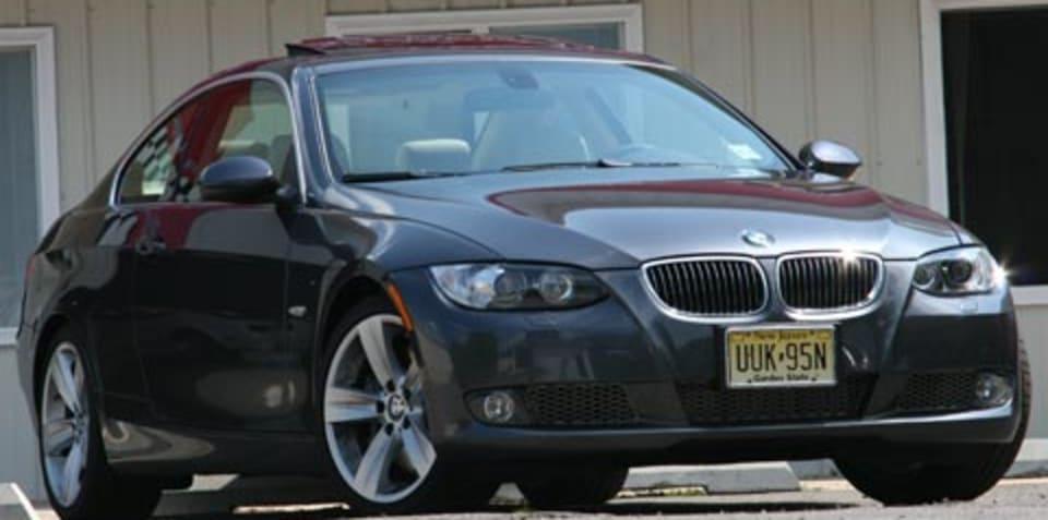 BMW Sale Statistics May 2007