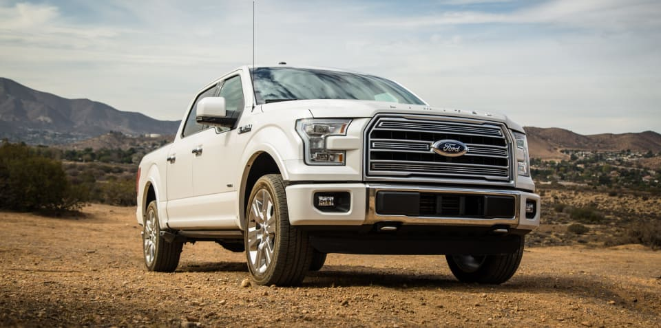 Five things to love about the 2017 Ford F-150