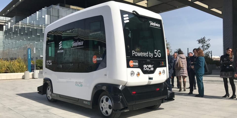 Autonomous shuttle trial headed for rural South Australia