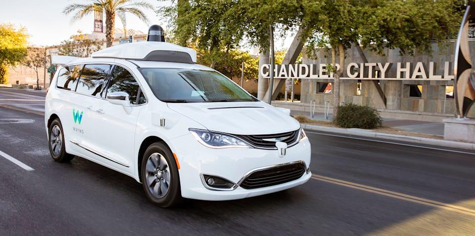 Australians distrustful of autonomous cars - study