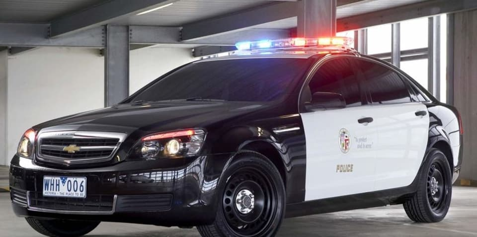 Holden Caprice US police deal threatened by Ford's new Taurus