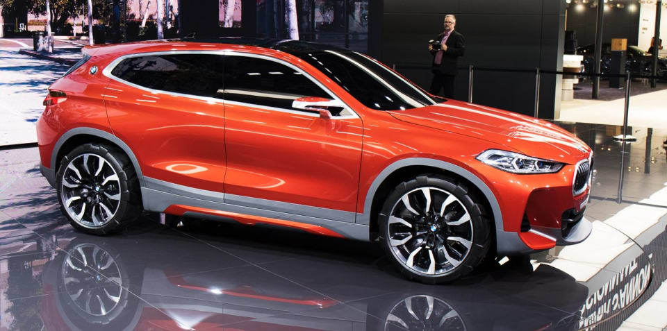 BMW X2 crossover confirmed for Australia