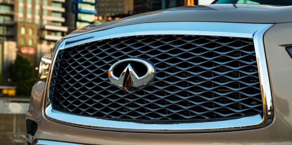 Infiniti suspends development of small luxury car with Daimler - report